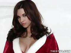 Sabrina marie naughty for christmas