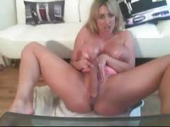 Morgan big titted slut on webcam