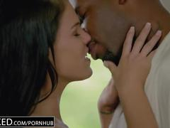 Blacked peta jenson first interracial