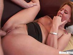 Sexy babe summer storm hardcore fuck
