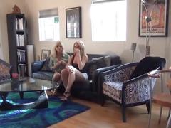 Babysitter masturbation lesson - joi