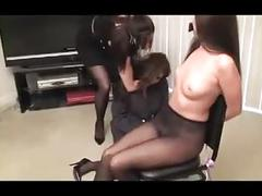 Pantyhose cheaters 1