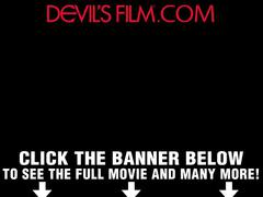 Devilsfilm sperm swap and cock sharing 3some