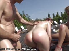 anal, cumshots, deep throats, hd videos, outdoor, threesomes