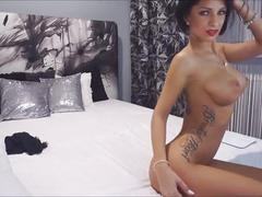 Anisyia livejasmin fucking herself with huge dildo recorded private