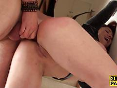 doggystyle, tattoo, cumshot, anal, bdsm, stockings, redhead, ginger