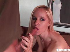 Totally tabitha sucks and rides a cock