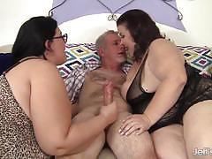 hardcore, threesome, chubby, bbw, chunky, plumper