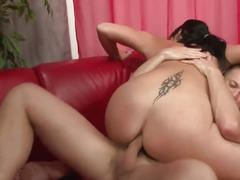 Hot milf and her younger lover 628