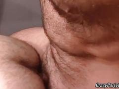 Awesome gay orgy fuck scene with horny dudes.