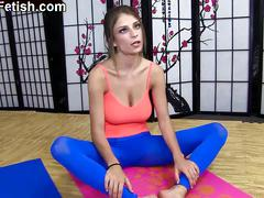 The yoga master - namaste 2
