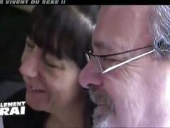 Un vrai couple amateur francais avec 9 webcams 24h, visite leur maison