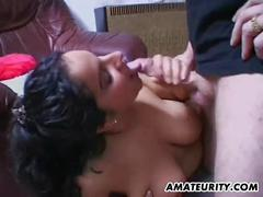 cumshot, facial, hardcore, blowjob, shaved, amateur, homemade, wife, titjob, busty, mommy, big-tits, cougar