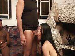 Pregnant gangbang 2 - scene 2
