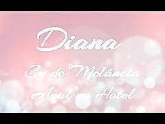 Diana cu de melancia no hotel anal portugal tuga