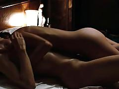Elena anaya and natasha yarovenko - lesbian scenes from room in rome