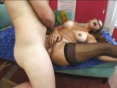 big tits, brunette, milf, pornhub.com, hairy, nylons, fake-tits, pussy-licking, ass, wet, tan-lines, cumshot, facial, titty-fuck, big-tits