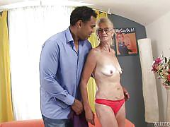small tits, granny, old young, interracial, big cock, saggy tits, blowjob, granny ghetto, fame digital, beata a, franco roccaforte
