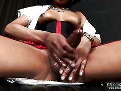 Tranny's clarissa special treatment