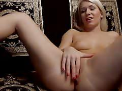 My girl friend on skype with me fingering herself and cummimg