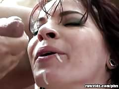 Dana dearmond enjoys anal action