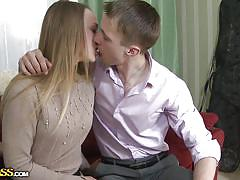 small tits, threesome, russian, slim, pantyhose, kissing, candy, undressing, pick up, brown hair, pickup fuck, wtf pass, hanna xxxx