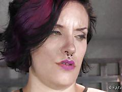Punk bitch can take it really hardcore