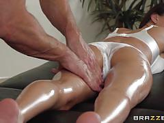 She want more erotic rubbing