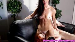 lesbian, milf, brunette, fingering, licking, oral, redhead, stockings, glamcore, pussylicking