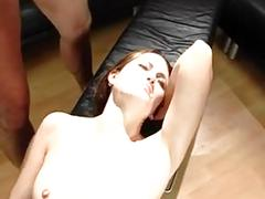 Wet anal 3-some
