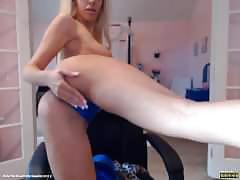big tits, blonde, webcam, hotgoddess, gold, teasing, dirty-talk, big-tits, strip, shaved, masturbating, verbal, shaking-ass, toys