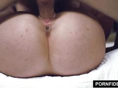 Pornfidelity - skyla novea creampied kept pet slut