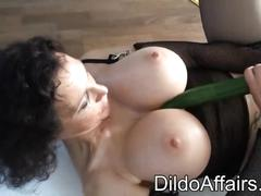 masturbation, milf, masturbate, mom, mother, michaela-o-brilliant, german-milf, double-dildo