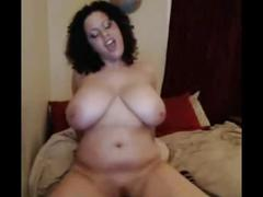 Huge massive natural boobs webcam monster tits