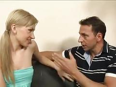 Sasha rose gets fucked by her not boyfriends dad