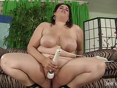 buxom bella, masturbation, fat, chubby, bbw, chunky, plumper