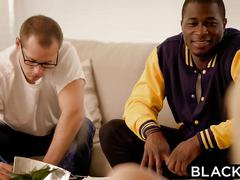 Blacked first big black cock for blonde scarlet sage