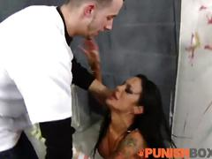 Punishbox - star gets punished by her biggest fan