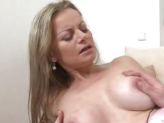 Hot milf and her younger lover 175