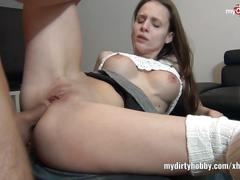 My dirty hobby - marywet anal im minirock