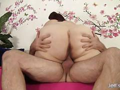 buxom bella, riding, hardcore, doggystyle, stockings, fat, cowgirl, chubby, bbw, chunky, plumper