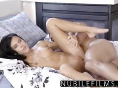 Nubilefilms - sensual & intense cock ride with megan rain