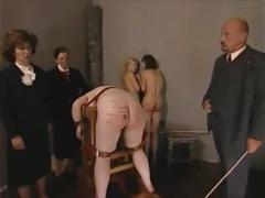bdsm, big butts, close-ups, spanking