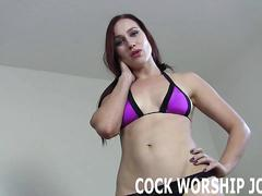 I want to watch you suck cock at a gloryhole