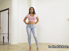 ass, big boobs, hardcore, homemade, latina, amateur, babe, big tits, fucking, doggystyle, panties, pov, jeans