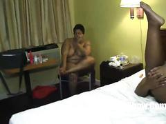 Threesome skinny mexican jose  bbc redizlla fucks sbbw lady v