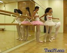 Black lesbian boobs and brasilian teen anal hot ballet chick orgy