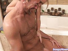 Wet and soapy hand blaster shawna lenee