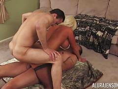 alura jenson, fucked, doggystyle, cumshot, facial, blonde, hot, milf, fucked hard, sexy, double penetration, cute, dp