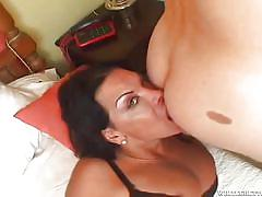Big ass brunette shemale gets sucked @ my dad's a transsexual #04